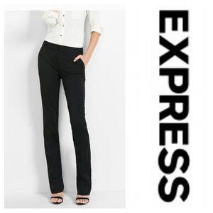 Express black columnist pants. Size 6 Regular